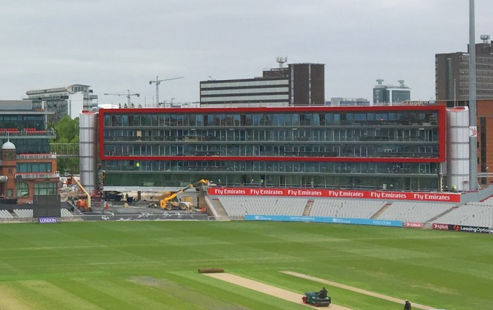 Emirates Old Trafford Hilton Garden Inn constructed by PCE