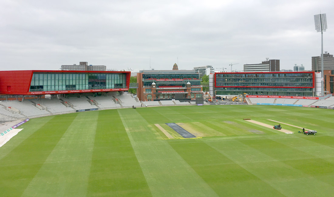 Emirates Old Trafford update 10 – Hilton Garden Inn nearing completion