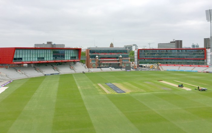 Structural precast cores by PCE at Old Trafford Cricket Ground