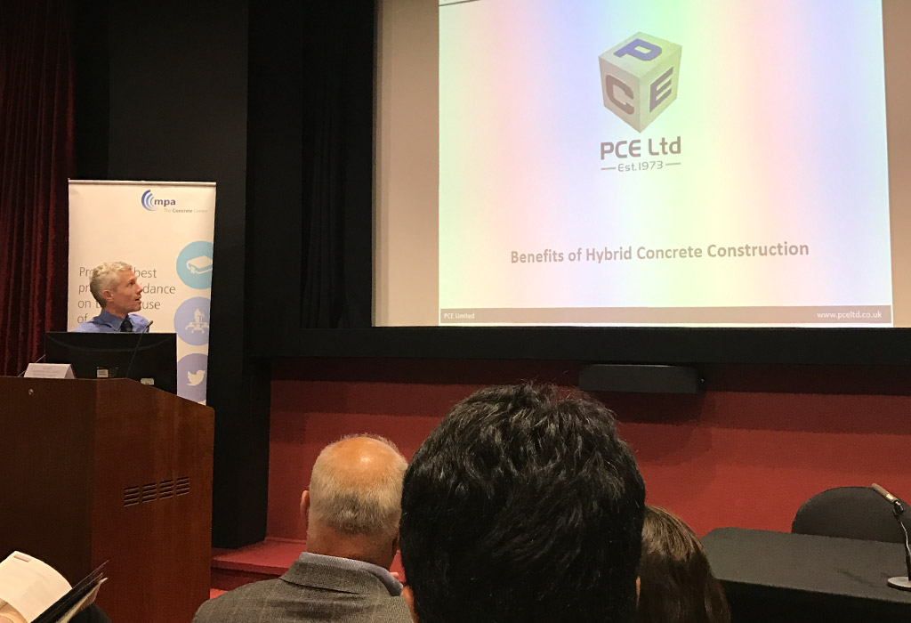 The benefits of hybrid construction by Simon Harold of PCE