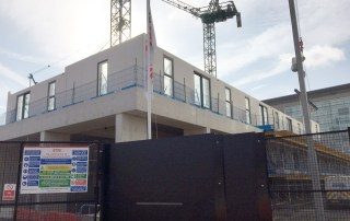 Offsite focussed development will feature precast structures by PCE Ltd