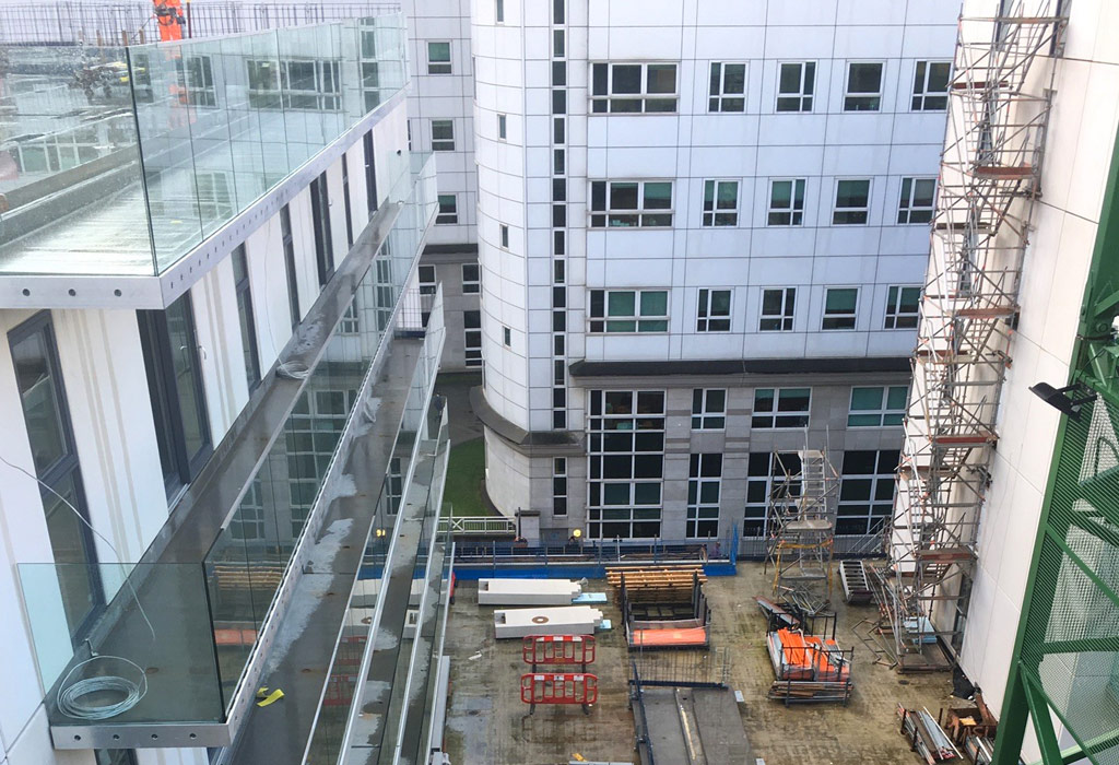 PCE Ltd worked with Sir Robert McAlpine during the tender period to develop an Offsite design and build solution