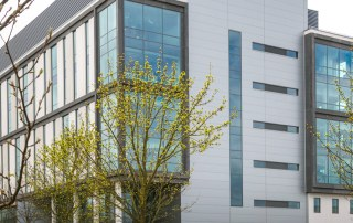 PCEs Capella project building had a stringent requirement to minimise vibrational effects