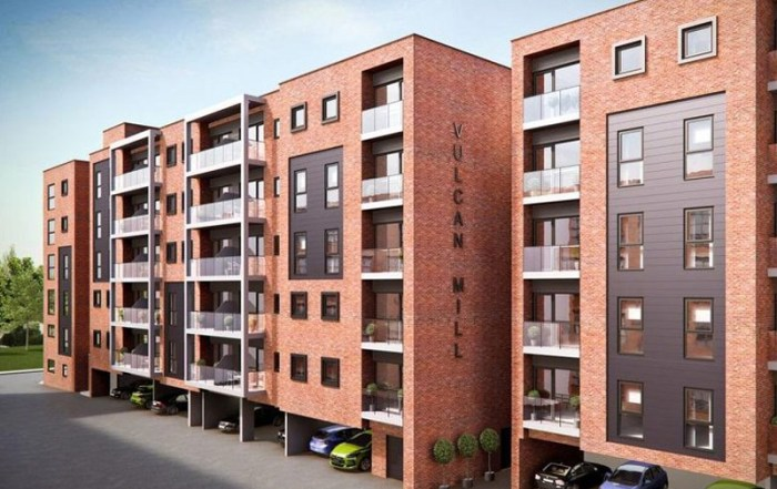 PCE continue to use their HybriDfma structural solution approach in Manchester