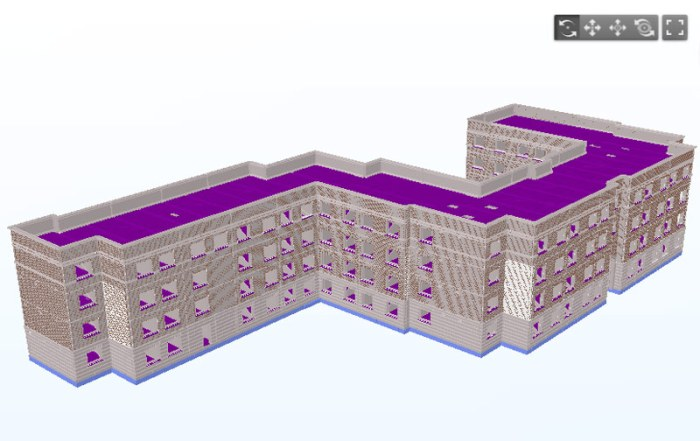 PCEs offsite build system approach will deliver all of the cluster accommodation
