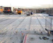 Level 5 flooring units by PCE in Manchester