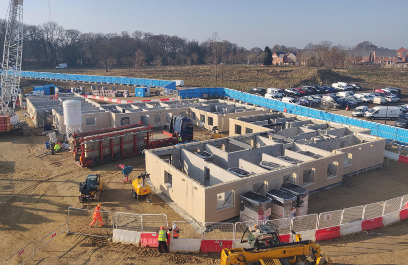 Delivering 1000 new student accommodation bedrooms by summer 2020