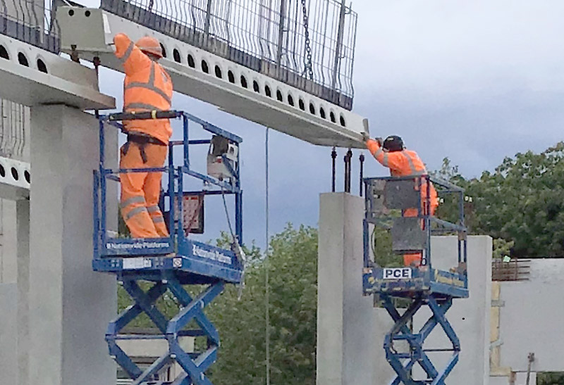 PCE's safety standards and processes knowledge is recognised on Leeds based project