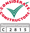 PCE is a member of the Considerated Construction Scheme