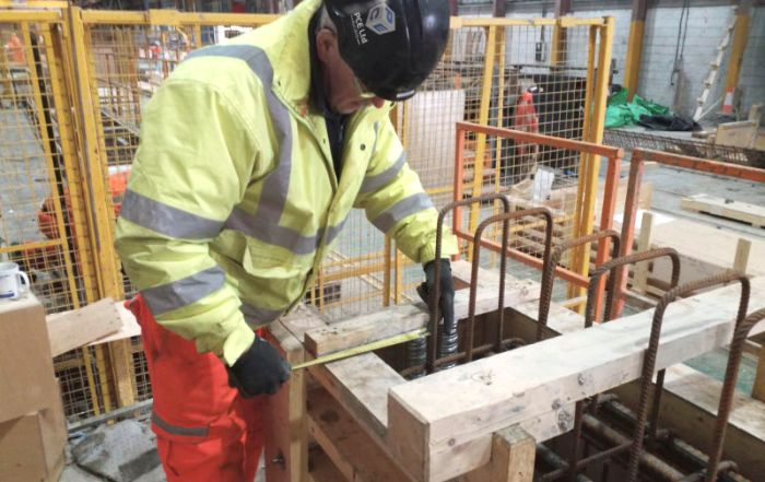 The PCE Quality Assurance procedures ensure that the full benefits of offsite production are achieved