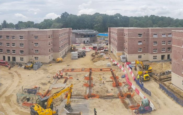 PCE's student accommodation HybriDfMA project shortlisted for 3 Offsite awards