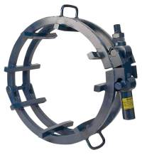 Ratchet Pipe Clamp | External Pipe Welding Alignment | PCES UK