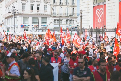 Manifestation 19 avril 2018 - Marseille (30)