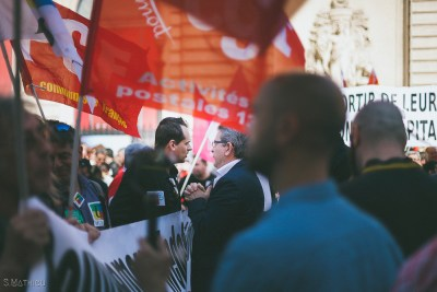 Manifestation 19 avril 2018 - Marseille (34)
