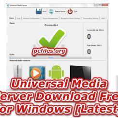 Universal Media Server Download