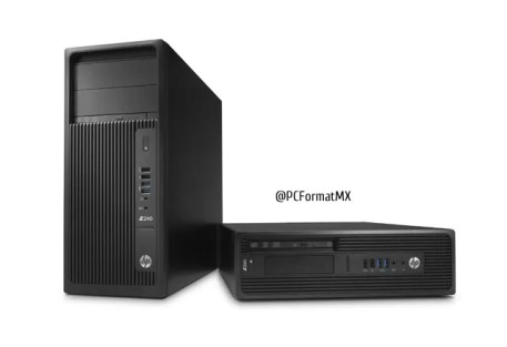 HP Z240 SFF Workstation and HP Z240 Tower Workstation, Hero
