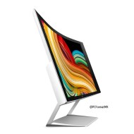 HP Z Display Z34c Curved Monitor, Low Right Facing