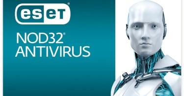 Eset NOD32 Antivirus 9 License Key 2017