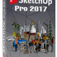 Google SketchUp Pro 2017 Crack + License Key Full Download