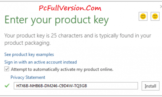 Microsoft Office 2016 Product Key Generator