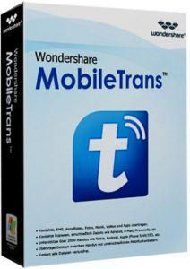 Wondershare MobileTrans 7.8.1 Crack + Registration Code