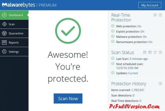 Malwarebytes Anti-Malware Premium 3.1.2 Crack Premium Download