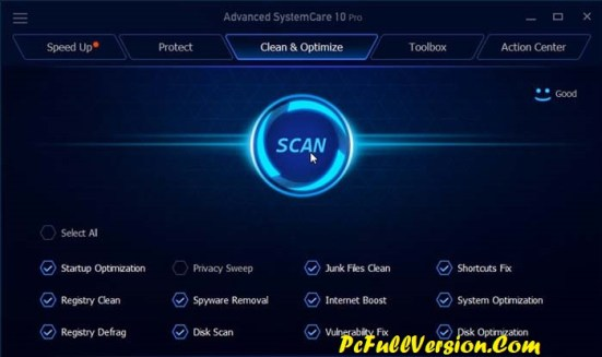 IObit Advanced SystemCare 10 Pro Serial Key