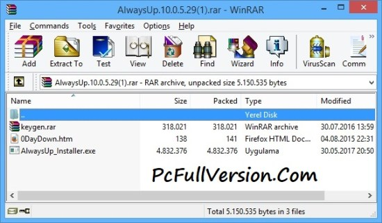 AlwaysUp Crack Patch Keygen & License Full Download