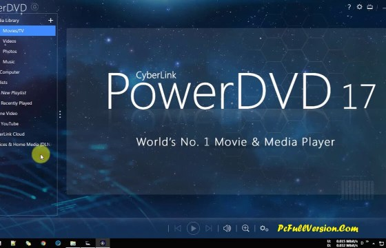 Cyberlink PowerDvD 17 Ultra Keygen