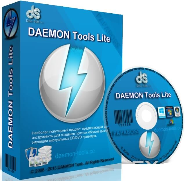 Daemon Tools Lite 10.5 Crack + Serial Number Download