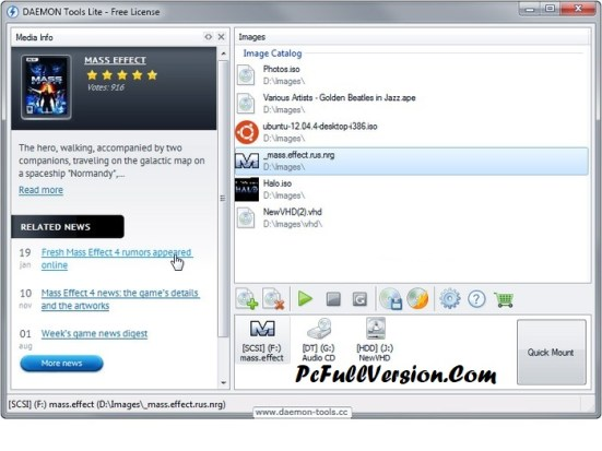 Daemon Tools Lite 10.5 Serial Number