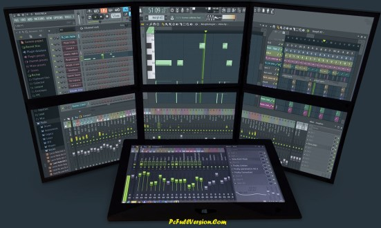 FL Studio 12 Crack RegKey Full Version Free Download