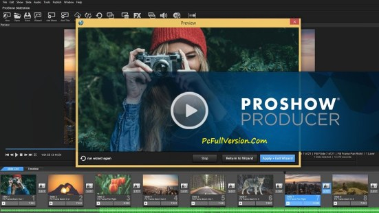 ProShow Producer 9 Crack with Registration Key Full Free