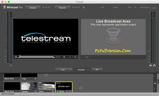 Wirecast Pro 7 Crack Keygen Latest Full Version Download