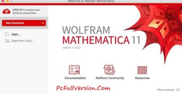Wolfram Mathematica 11 Crack Download