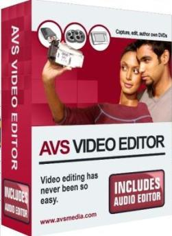 AVS Video Editor Crack Serial Keygen Free Download