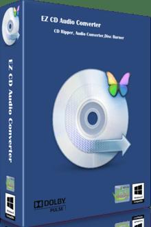 EZ CD Audio Converter Ultimate 7.0.4 Crack + Key Download