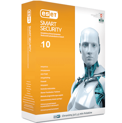 Eset Smart Security 10 Crack with License Key