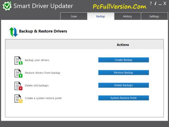 Smart Driver Updater 4.0 License Key & Crack Download