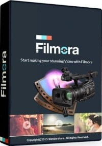 WonderShare Filmora 8.3.0 Crack + Keys Free Download