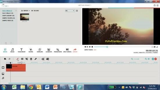 WonderShare Filmora 8.3.0 Crack + Registration Code Download