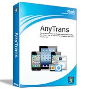 AnyTrans Crack Serial Key