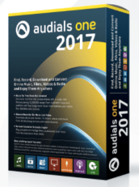 Audials One 2017 Crack