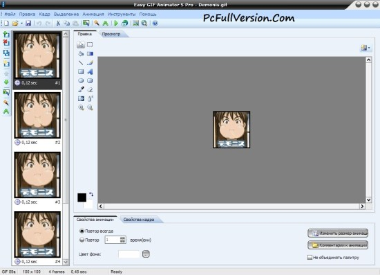 Easy GIF Animator Pro 6.2 Crack Download