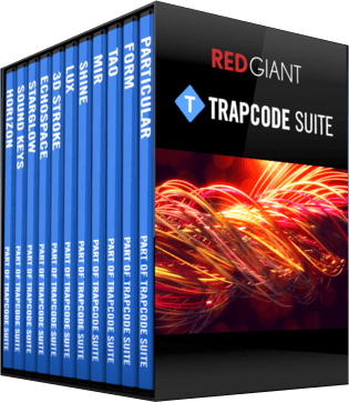 Red Giant Trapcode Suite 14 Serial + Crack Full Download