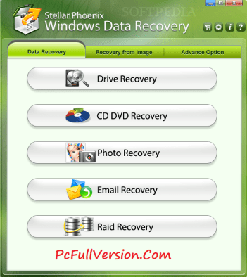 Stellar Phoenix Windows Data Recovery Crack with Serial Key
