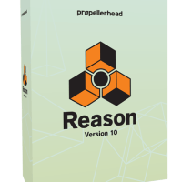 Reason 10 Crack With Keygen [Win + Mac] Free Download