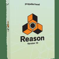 Reason 10 Crack With Keygen [Win + Mac] Free Download