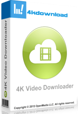 4K Video Downloader 4.4 Crack + License Key Full VERSION