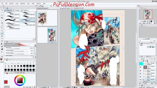 Clip Studio Paint EX Crack Keygen Full Free Download